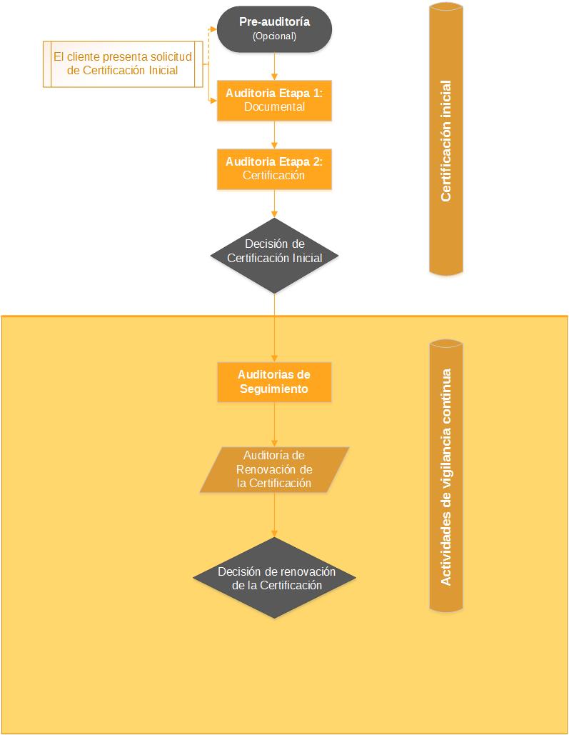 PMM esquema pre-auditoría