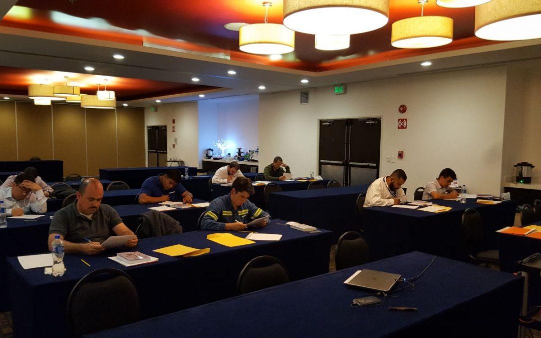 Ronda de Certificación MPP (Maintenance Planning Professional) en la ciudad de Querétaro, México
